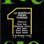 Couverture de Poésie 1 n°46 de juillet-août 1976
